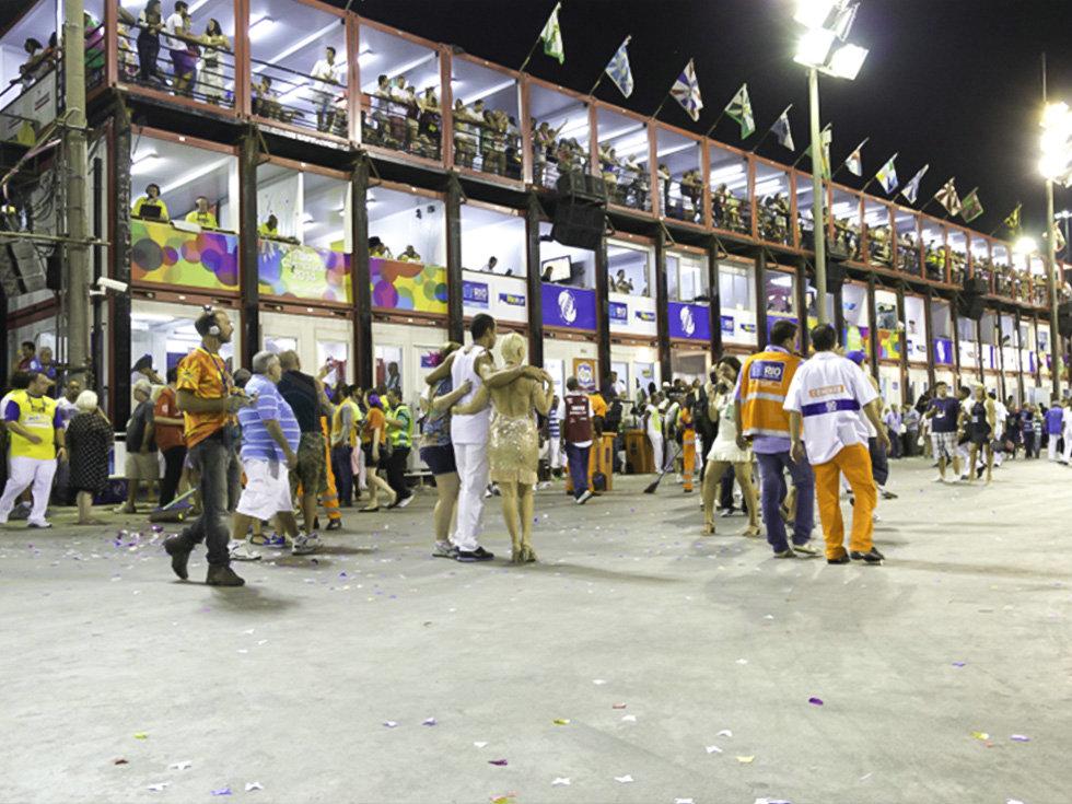Rio Carnival Stand